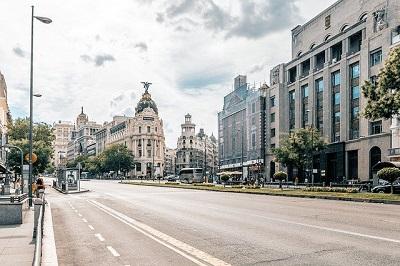 Madrid – entdecke die Hauptstadt Spaniens
